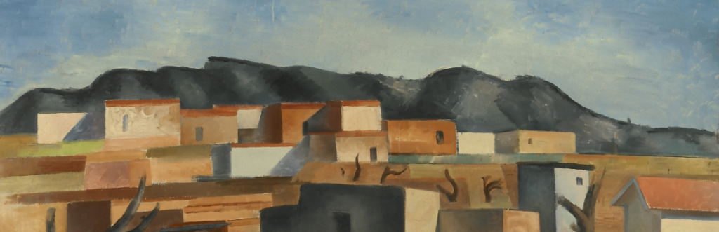 adobe village